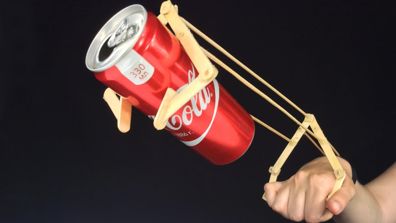 Hydraulic Arm With Popsicle Sticks : How to make a grabber from popsicle sticks robotic arm