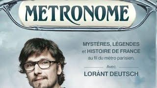 Métronome Histoire de France. Épisode 1 : De 52 avant J.-C. au Ve siècle
