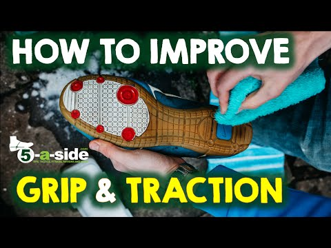 How to Improve Grip & Traction on Your Shoes for Basketball / Futsal
