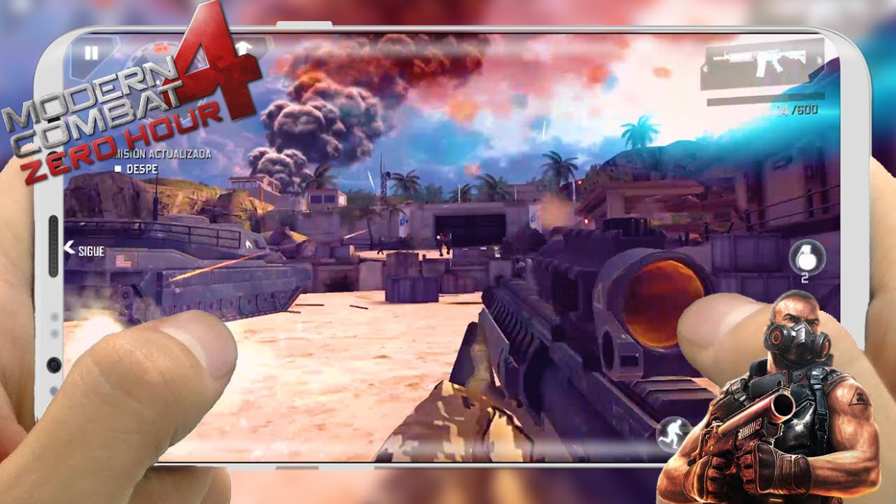 modern combat 5 download offline