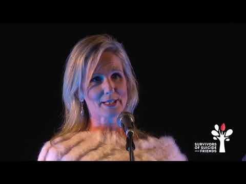 Jane Burns at Winter Solstice 2017