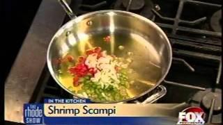 Cooking: Shrimp Scampi