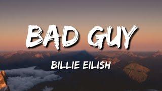 Bad Guy Billie Eilish Lyrics (Mp3 download)