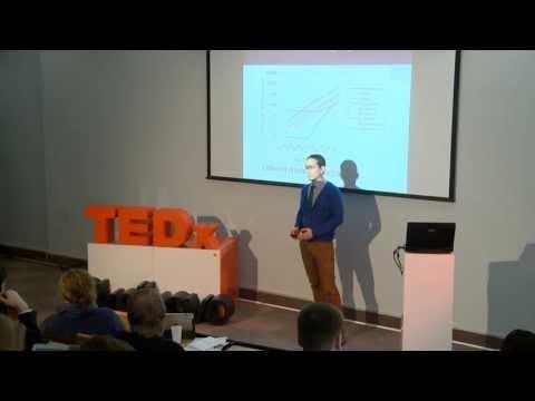 Positive Disruption: Peter Fedichev at TEDxSkolkovoChange