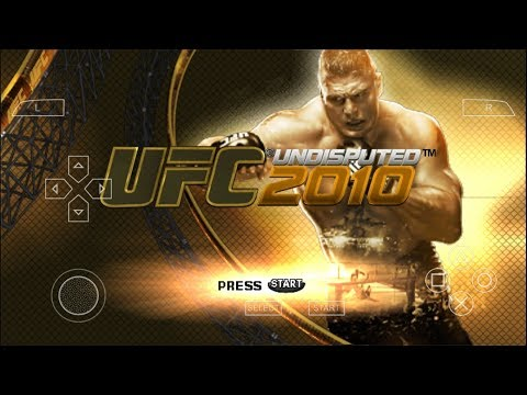 Game Android Offline UFC 2010 Undisputed (PPSSPP) Link + Cara Install - 동영상