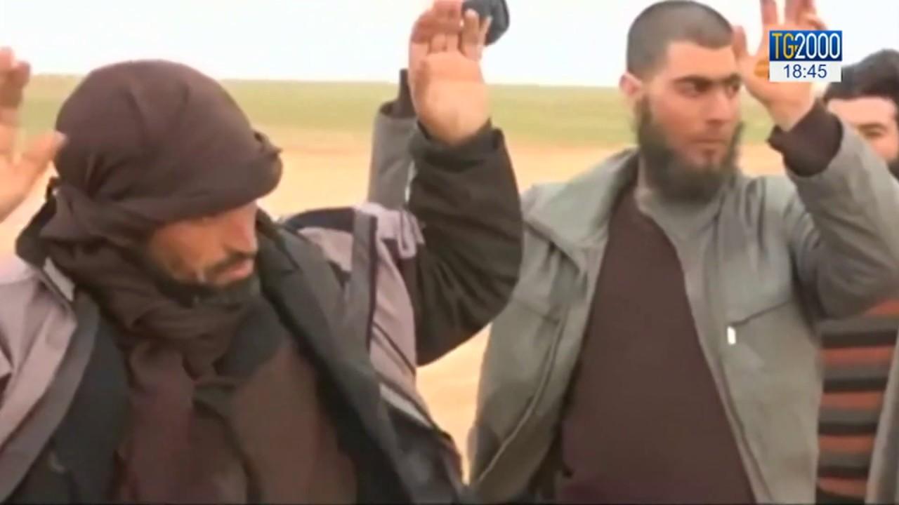 bbeb94d391 Siria, ultime sacche di resistenza Isis   TG2000