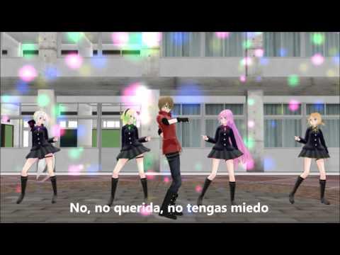 MMD~Oh my Juliet!~ Sub español~ Takashi Fujii
