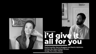 I'd Give It All For You - Sierra Boggess and Ramin Karimloo