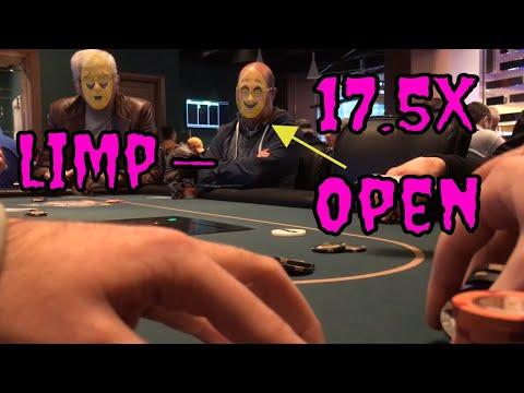 Poker Donk Fest & Craps At Rivers Schenectady (Gambling Vlog #66)