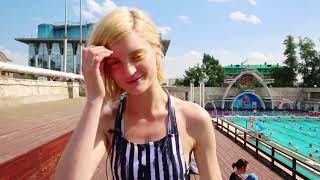 Бассейн «Чайка» - одно из самых интересных мест в Москве для фотосессий