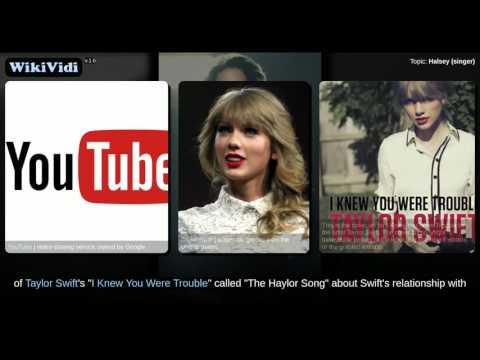 Halsey (singer) - WikiVidi Documentary