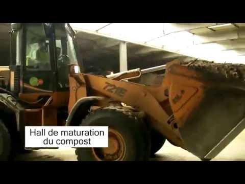Valorisation biologique des déchets par traitement mécano-biologique (Gueltas, France) - SUEZ