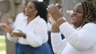 "2021 MLK Ensemble Singing ""We Shall Overcome"""