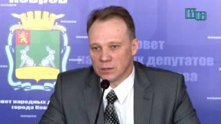 Ю Морозов о суммах на ремонт дорог в г  Ковров