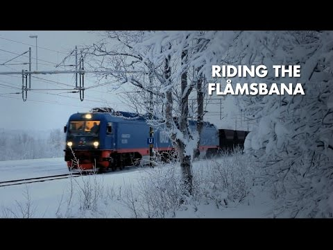 Chris Tarrant: Extreme Railway Journeys - Riding the Flåmsbanen