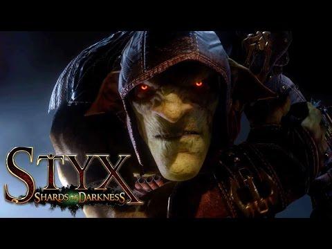 Styx Shards of Darkness   Cinematic Intro Movie [Hd]
