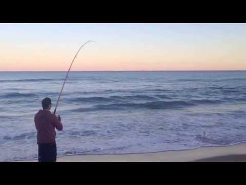 Stanwell Beach Fishing