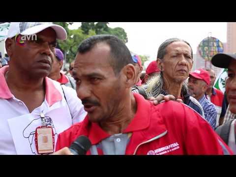 Pueblo venezolano reafirma vocación antiimperialista