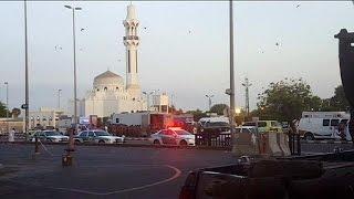 إنتحاري يفجر نفسه قبالة القنصلية الأميركية بمدينة جدة     4-7-2016