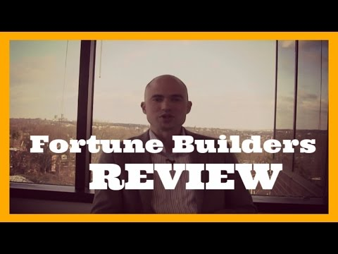 Fortune Builders Review | What You Need To Know About Fortune Builders
