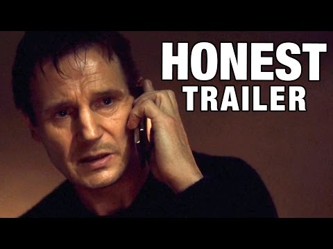 Honest Trailers - Taken