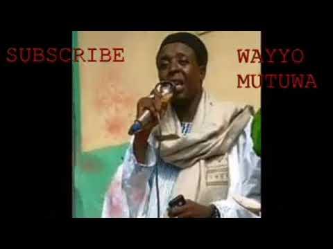 Download WAKAR WAYYONI MUTUWA MARIGAYI RABI'U USMAN BABA
