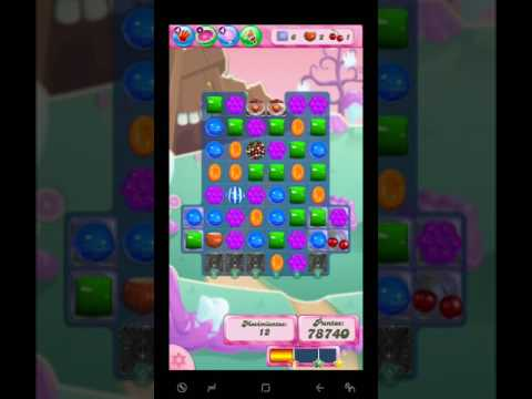Candy crush saga nivel difícil 2528