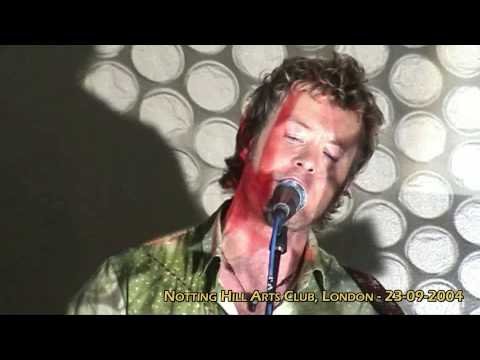 Magne F live - Kryptonite (HD) - Notting Hill Arts Club, London  - 23-09 2004