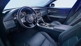 Jaguar XF 2016 INTERIOR + Jaguar XF REVIEW Commercial HD CARJAM TV
