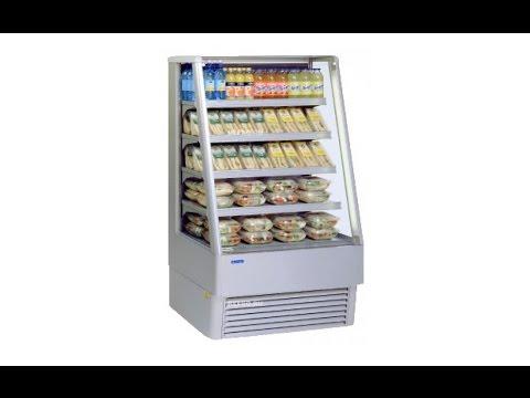 Ремонт шлейфа дисплея холодильной горки Norpe NORCON-90.