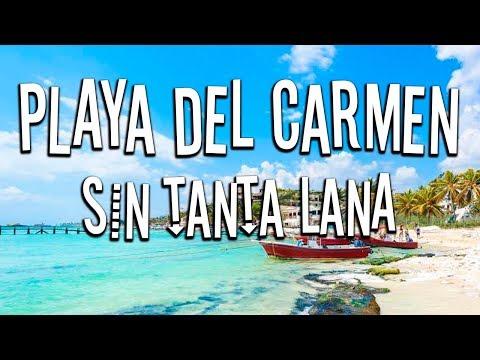 Que hacer en Playa del Carmen con poco dinero. 2019. Donde hospedarse, cancun, hotel.