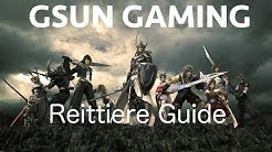 Final Fantasy 14 Reittiere Guide German