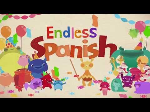 Endless Spanish App Preview
