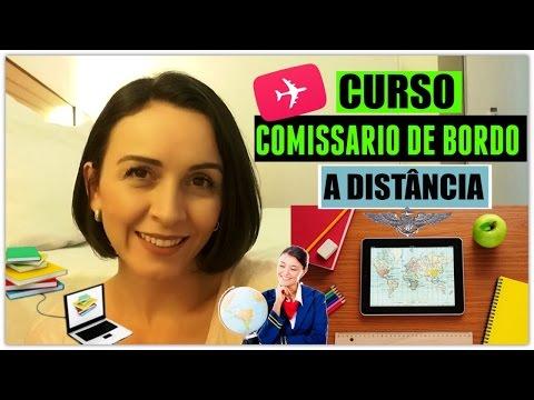 Curso de Comissário de Vôo e Aeromoça - Ensino a Distância de YouTube · Duração:  1 minutos 59 segundos