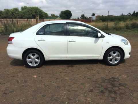 2007 Toyota Yaris 1 3 Sedan T3 Spirit Auto For On Trader South Africa