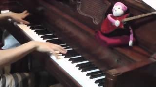 【ピアノ】 「God knows...」を弾いてみた 【涼宮ハルヒの憂鬱】