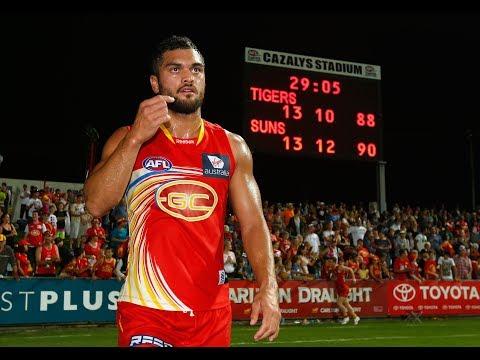 Karmichael Hunt's fairytale match-winner after the siren | 2012 | AFL