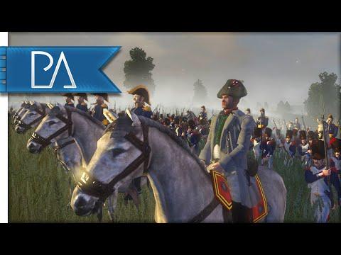 BATTLE OF WATERLOO - Napoleon Total War Gameplay