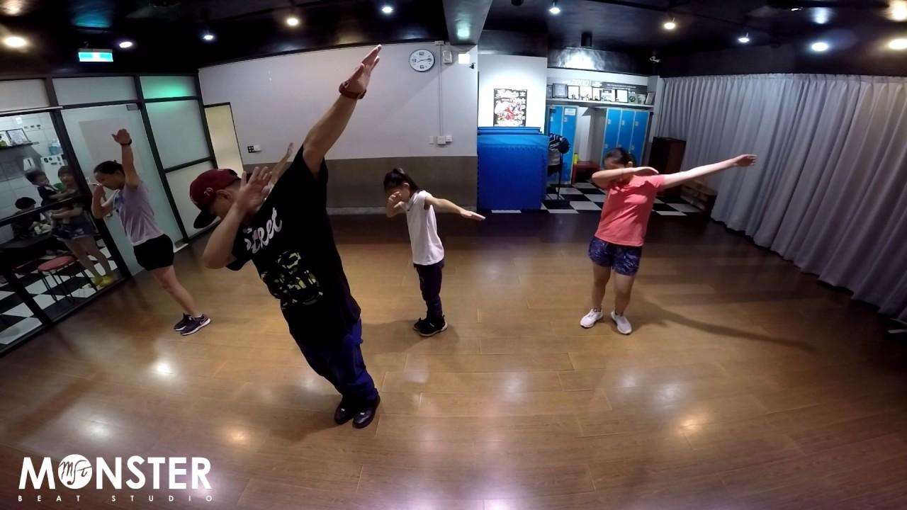 MST 舞蹈教室 - 2017.06.22- 兒童街舞 / 小峰老師