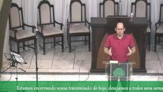 Culto de Oração 28-07-2020