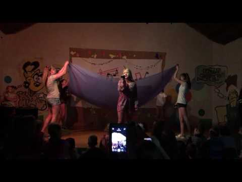 Ragane song contest performance, Ciobreliai.