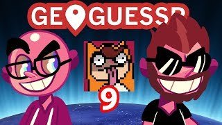 Northernlion and Sinvicta Play: GeoGuessr [Episode 9]