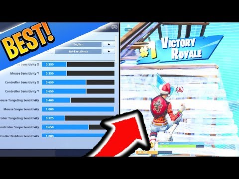 Perfect Settings For Fortnite Xbox One Best Fortnite Console Settings For Arena Best Ps4 Xbox One Fortnite Settings Fortnite Season 8 Youtube