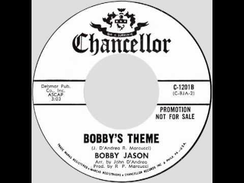 """Bobby Jason – """"Bobby's Theme"""" (Chancellor) 1967"""