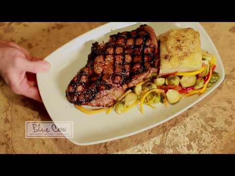 Blue Cow Restaurant Cafe #61