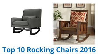10 Best Rocking Chairs 2016