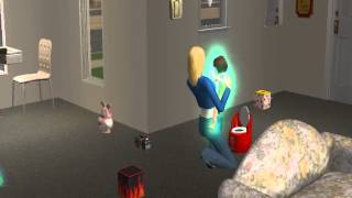 Sims 2 Potty Train