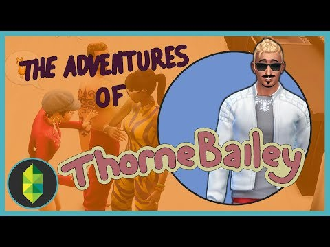 OCTAVIA FINDS OUT! - Part 3 - The Adventures Of Thorne Bailey (Sims 4) thumbnail