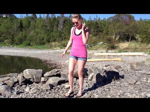 city girl goes fishing in Pedro Bay, Alaska.