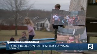 Cookeville family remembers foster daughter killed in tornado